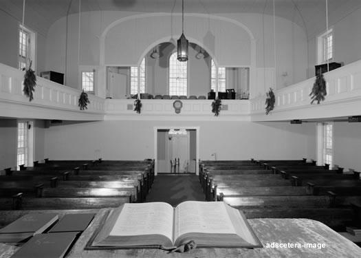 church loft