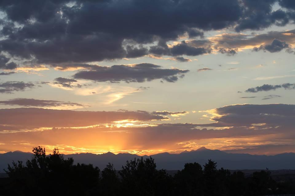 Nucla Sunset