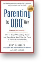 Parenting the QBQ! Way book