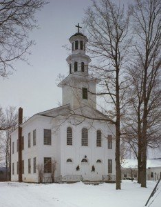 Danby Federated Church - Danby, NY. Built: 1813