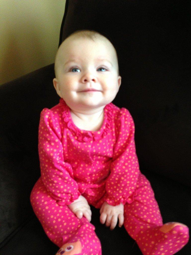 """Becca """"Boo"""" Lindeen, 7 1/2 months"""
