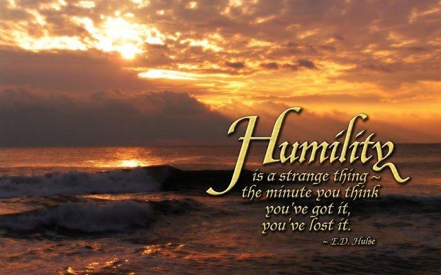 humility ocen
