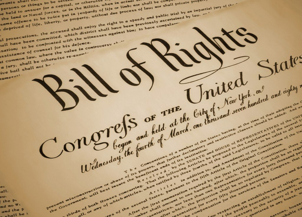 Bill of Rights ... iStock_000007427085_Large