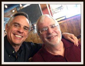 Mentee John Miller — Mentor Jim Strutton