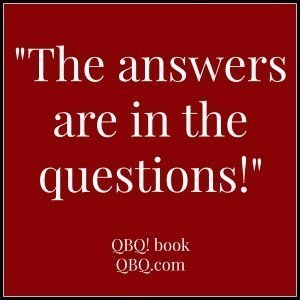 Answers in questions - Playfair font