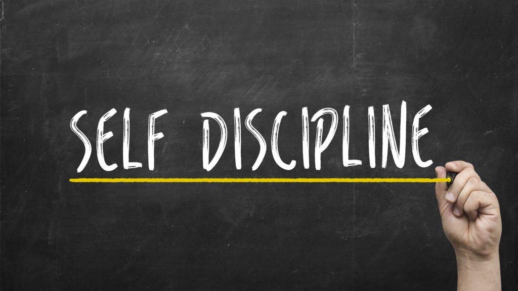 discipline, personal growth, self improvement