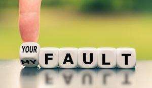 blame, blame game, accountability, ownership